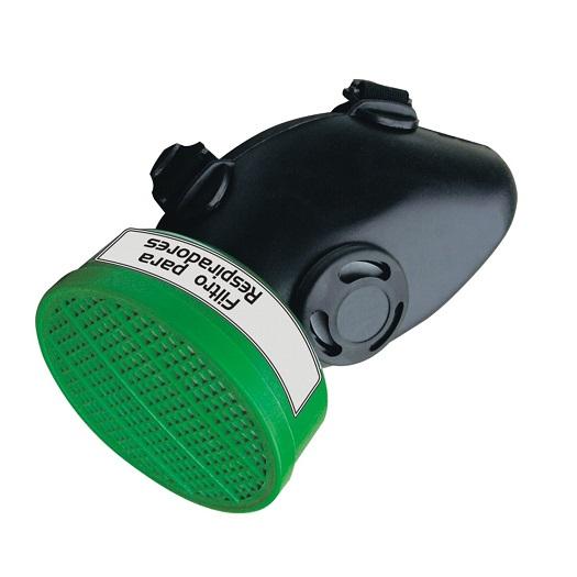 Respirador Semifacial 1 cartucho