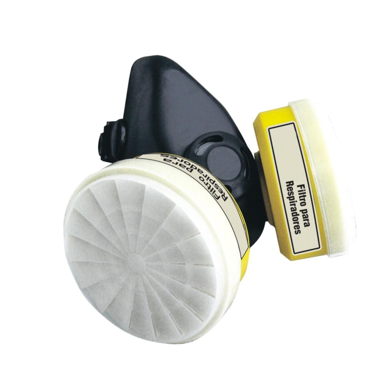 Respirador Semifacial 2 cartuchos