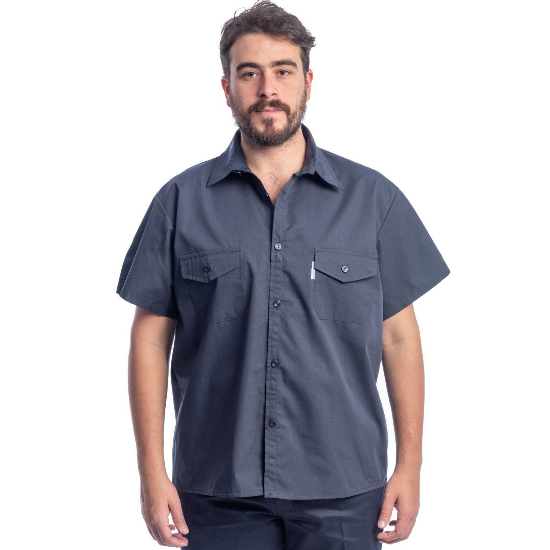 Camisa de Trabajo Manga Corta
