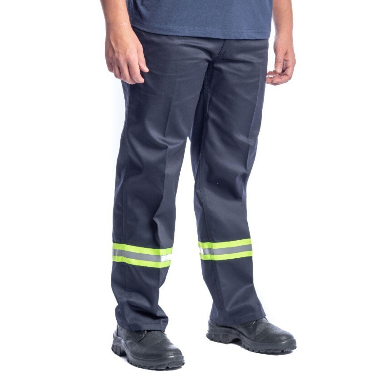 Pantalón de Trabajo c/cinta reflectiva